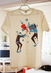 bang bang draw! Tシャツ