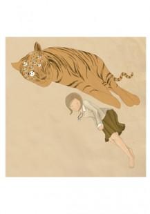 Her Space Holiday/ Sleepy tigers