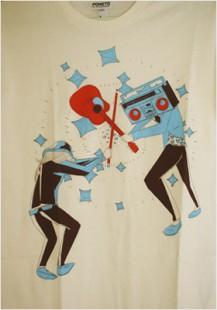 """""""Bang! Bang! Draw!""""T shirt/ $20"""