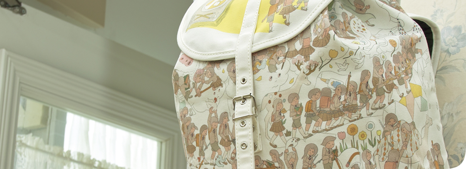Futatsuyama Tabisuke backpack