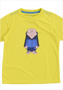 Marmot マーモくんT-シャツ