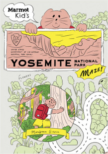 Marmotヨセミテ迷路