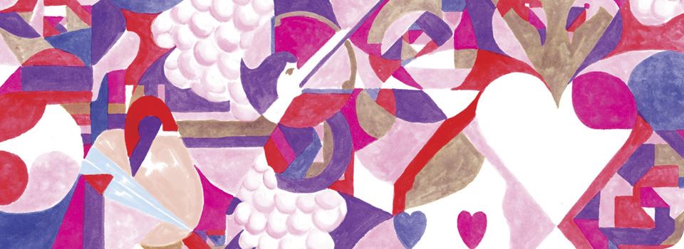 Valentine mille-feuille girls (pistacchio)
