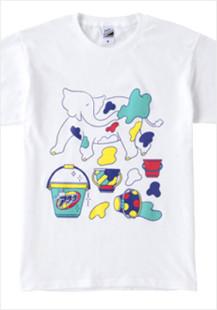 アタック30周年親子Tシャツ