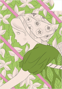 spring mille-feuille girls (green tea)