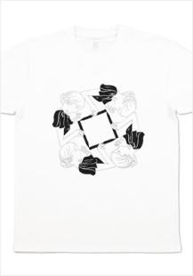 グラニフ X IF Tシャツ