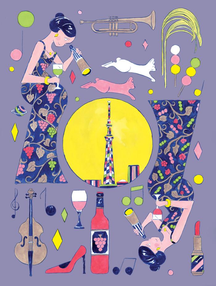 東京ソラマチポスター秋カラーscan800C2