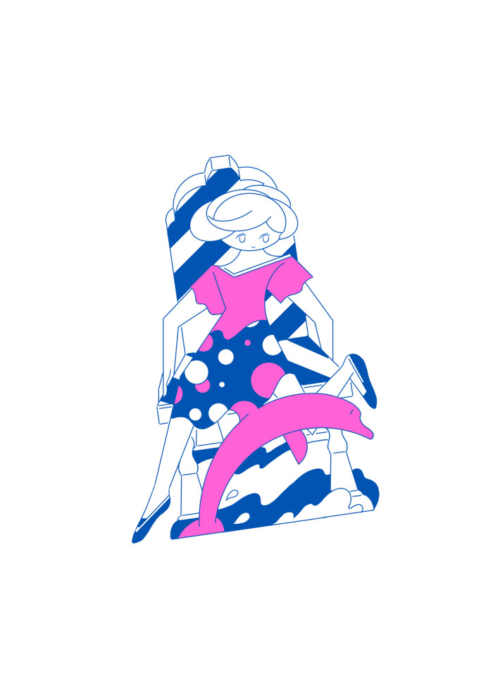 サンクチュアリー出版手帖挿絵5月paint1