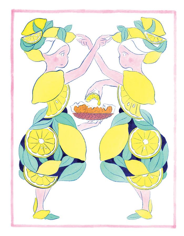 収穫祭#33:レモンは かけたい おんなのこrgb150