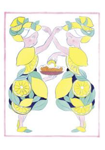 収穫祭#33:レモンは かけたい おんなのこ