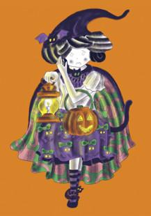 halloween mille-feuille girls 2