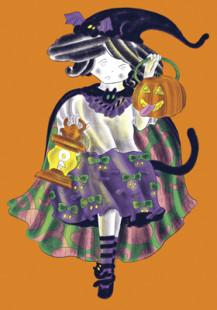 halloween mille-feuille girls 3