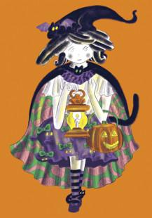 halloween mille-feuille girls 1