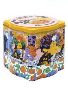 キャラメルゴーストハロウィン缶
