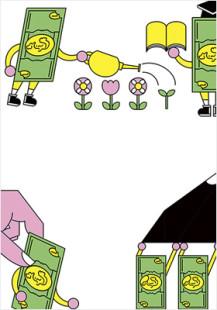 little money men