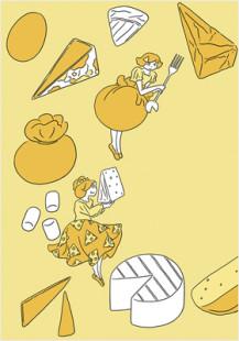 Hokkaido cheese girls 1