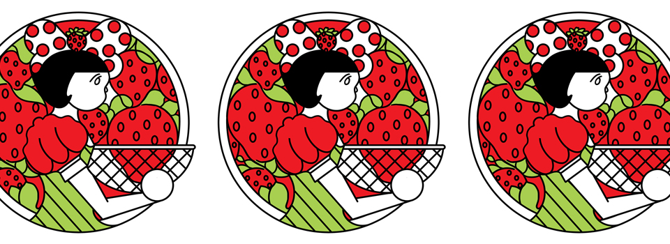 francais ichigo basket girl