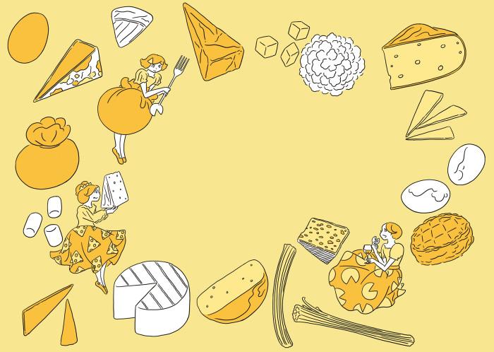 北海道地チーズ博2021メイン絵150