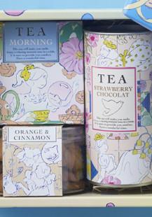 AT紅茶とフード